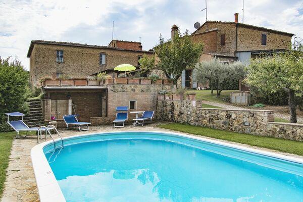 Villa Sul Poggio Villa