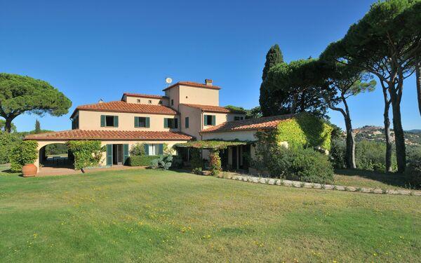 Villa Montepergoli