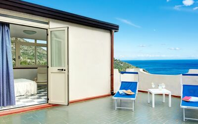 Nerano Sea View House