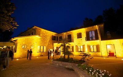 Villa Del Castello '900