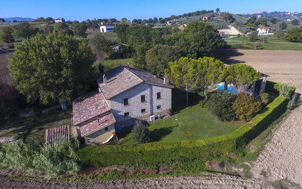 Villa Sagrantino