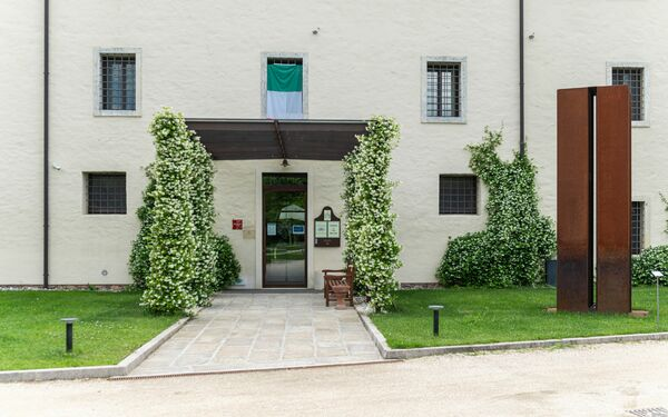 Suite Palladio In La Barchessa Di Villa Pisani